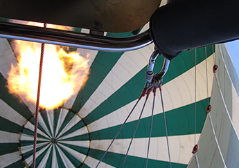 Serengeti Balloon Safaris offsets carbon
